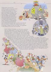 Christian Goux BD, illustrations, Zadig de Voltaire, roman illustré, extrait 2