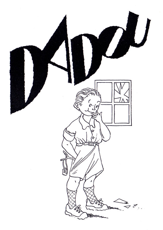 Christian Goux BD, illustrations, jeunesse, Dadou